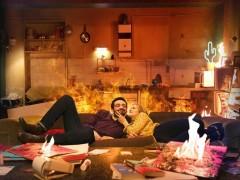 法国性喜剧《我的抓狂女友》  看男人在辣室友与女友间如何抉择