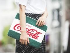 """存在感超群!今年秋天 """"可口可乐""""的标志非常可爱!"""