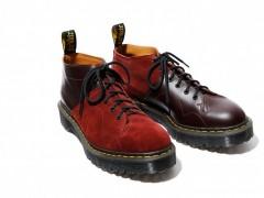 异素材注入 - Engineered Garments x Dr. Martens 联乘版 Monkey Boot