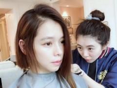 徐若瑄剪短30公分  发型师表示好看关键在鬈度跟刘海